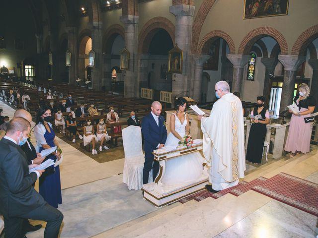 Il matrimonio di Daniel e Chiara a Carate Brianza, Monza e Brianza 63