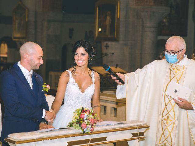 Il matrimonio di Daniel e Chiara a Carate Brianza, Monza e Brianza 68