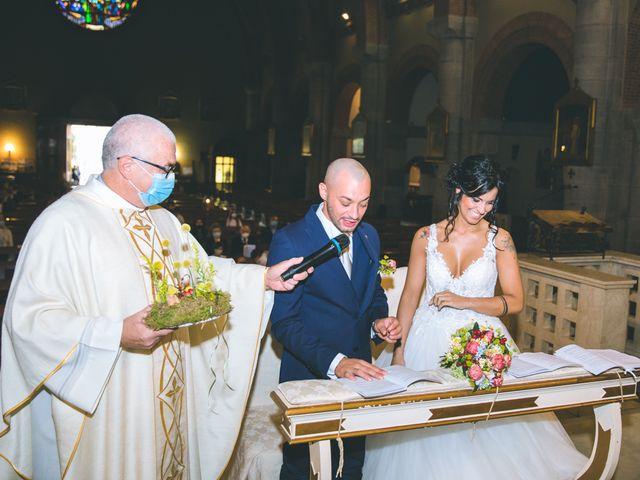 Il matrimonio di Daniel e Chiara a Carate Brianza, Monza e Brianza 71