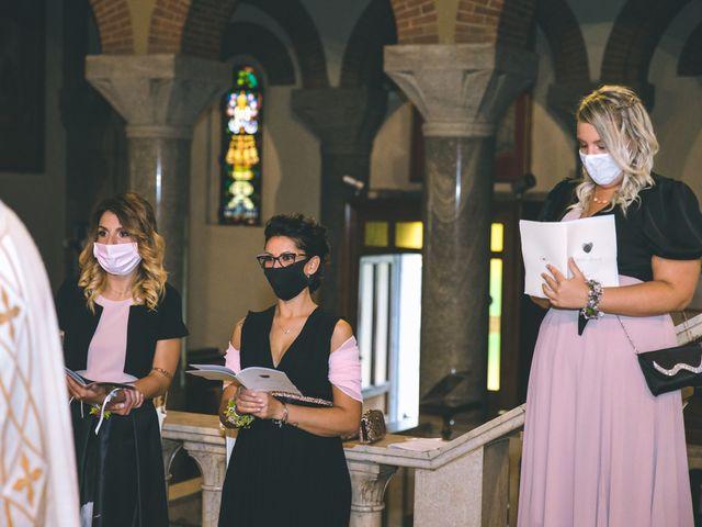 Il matrimonio di Daniel e Chiara a Carate Brianza, Monza e Brianza 77