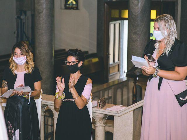 Il matrimonio di Daniel e Chiara a Carate Brianza, Monza e Brianza 83