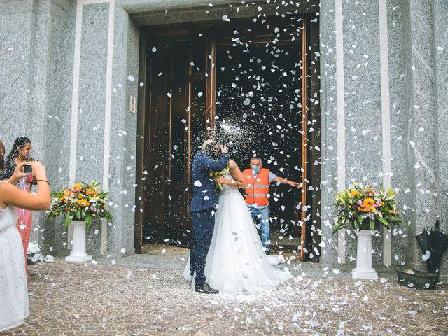 Il matrimonio di Daniel e Chiara a Carate Brianza, Monza e Brianza 99