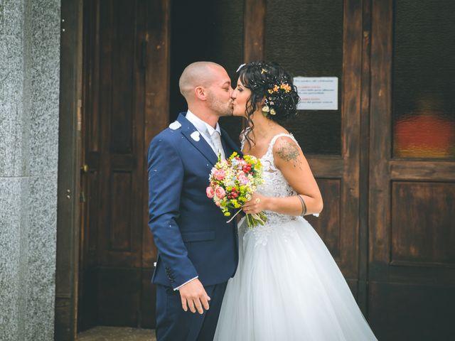 Il matrimonio di Daniel e Chiara a Carate Brianza, Monza e Brianza 100