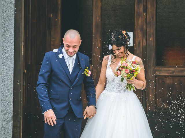 Il matrimonio di Daniel e Chiara a Carate Brianza, Monza e Brianza 102