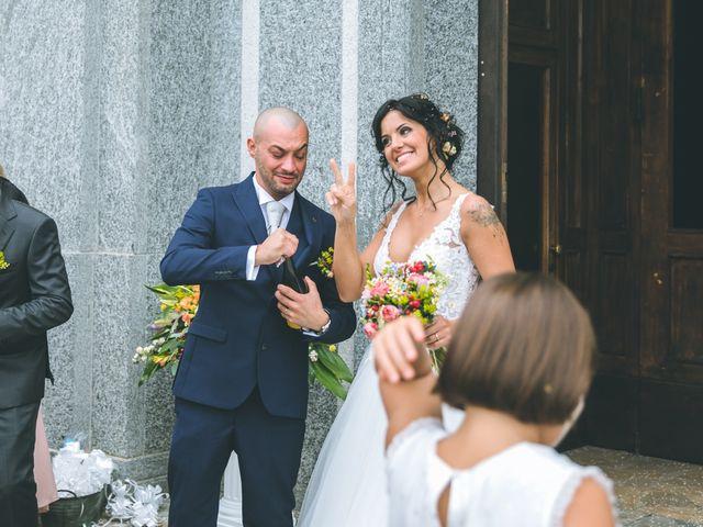 Il matrimonio di Daniel e Chiara a Carate Brianza, Monza e Brianza 105
