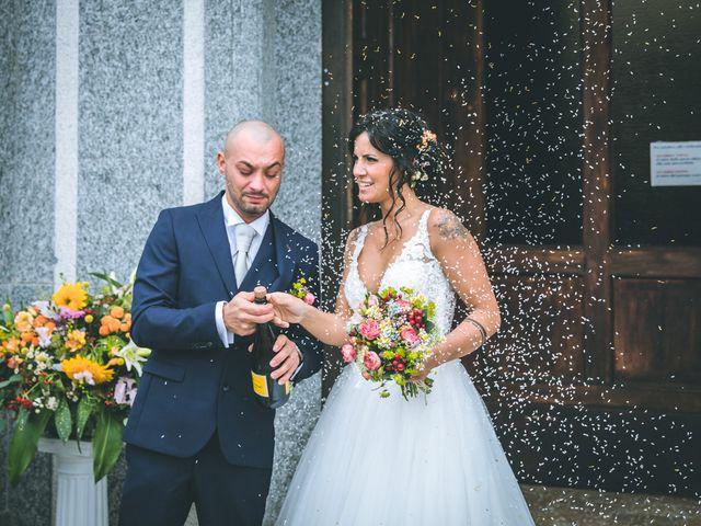 Il matrimonio di Daniel e Chiara a Carate Brianza, Monza e Brianza 106