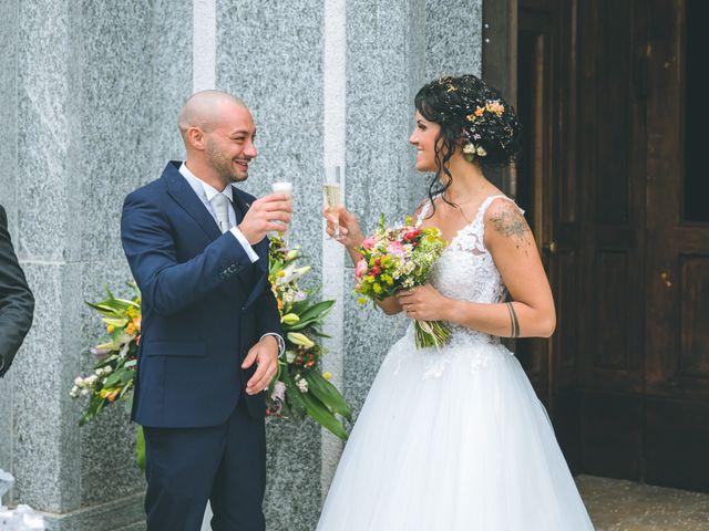 Il matrimonio di Daniel e Chiara a Carate Brianza, Monza e Brianza 107