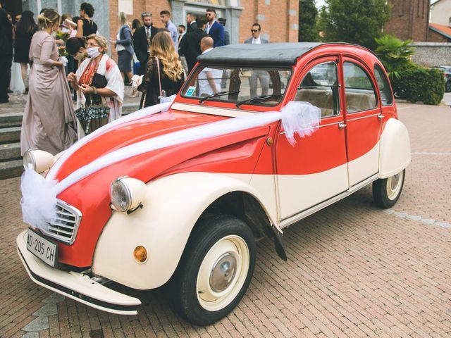 Il matrimonio di Daniel e Chiara a Carate Brianza, Monza e Brianza 110