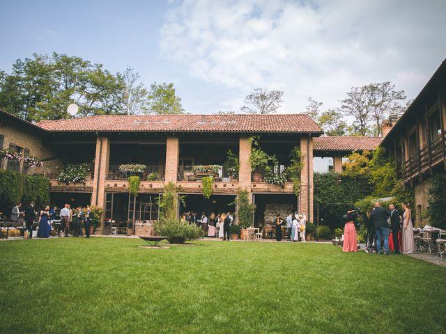 Il matrimonio di Daniel e Chiara a Carate Brianza, Monza e Brianza 127