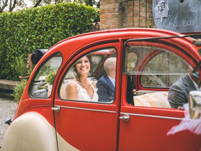 Il matrimonio di Daniel e Chiara a Carate Brianza, Monza e Brianza 132