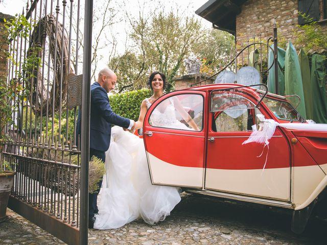 Il matrimonio di Daniel e Chiara a Carate Brianza, Monza e Brianza 134