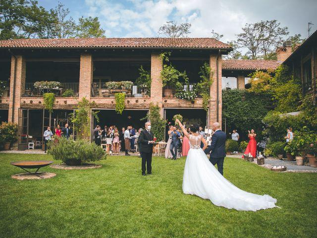 Il matrimonio di Daniel e Chiara a Carate Brianza, Monza e Brianza 136