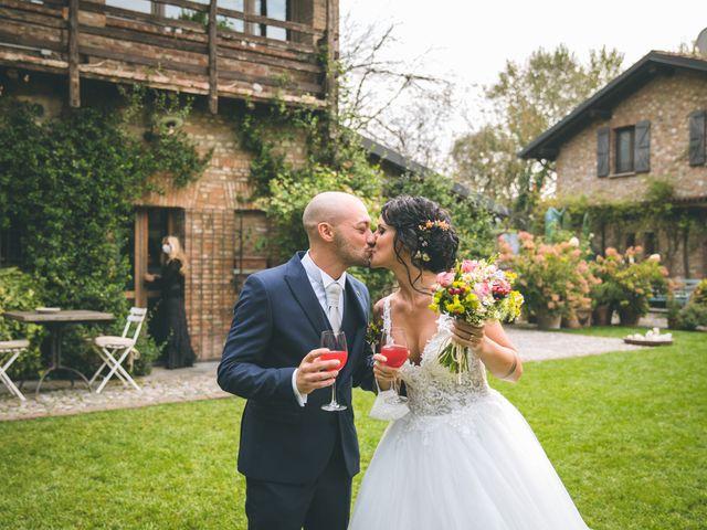 Il matrimonio di Daniel e Chiara a Carate Brianza, Monza e Brianza 137
