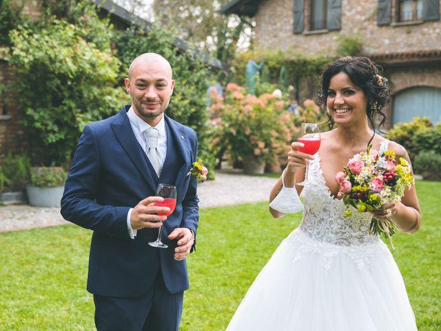 Il matrimonio di Daniel e Chiara a Carate Brianza, Monza e Brianza 138