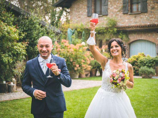 Il matrimonio di Daniel e Chiara a Carate Brianza, Monza e Brianza 140
