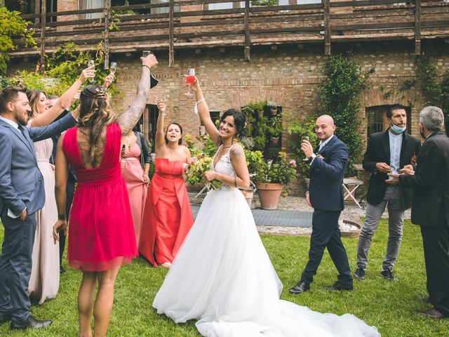 Il matrimonio di Daniel e Chiara a Carate Brianza, Monza e Brianza 142