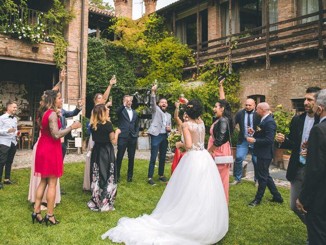 Il matrimonio di Daniel e Chiara a Carate Brianza, Monza e Brianza 143