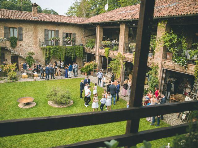 Il matrimonio di Daniel e Chiara a Carate Brianza, Monza e Brianza 157