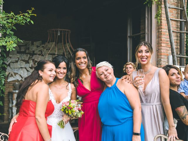 Il matrimonio di Daniel e Chiara a Carate Brianza, Monza e Brianza 158