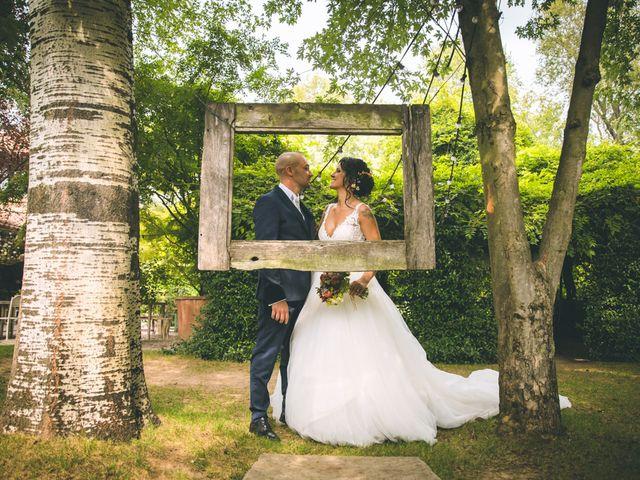 Il matrimonio di Daniel e Chiara a Carate Brianza, Monza e Brianza 164