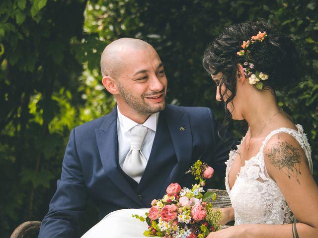 Il matrimonio di Daniel e Chiara a Carate Brianza, Monza e Brianza 172