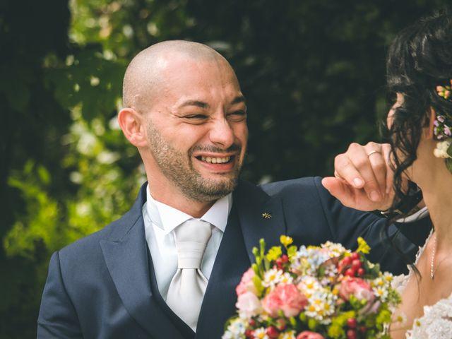 Il matrimonio di Daniel e Chiara a Carate Brianza, Monza e Brianza 173