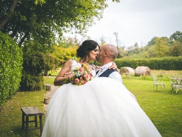 Il matrimonio di Daniel e Chiara a Carate Brianza, Monza e Brianza 176
