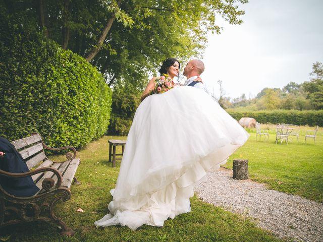 Il matrimonio di Daniel e Chiara a Carate Brianza, Monza e Brianza 177