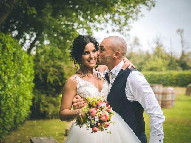Il matrimonio di Daniel e Chiara a Carate Brianza, Monza e Brianza 178