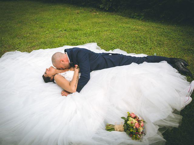 Il matrimonio di Daniel e Chiara a Carate Brianza, Monza e Brianza 186