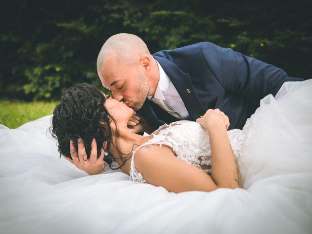 Il matrimonio di Daniel e Chiara a Carate Brianza, Monza e Brianza 188