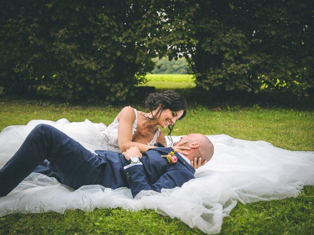 Il matrimonio di Daniel e Chiara a Carate Brianza, Monza e Brianza 190