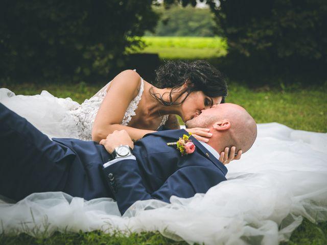 Il matrimonio di Daniel e Chiara a Carate Brianza, Monza e Brianza 191
