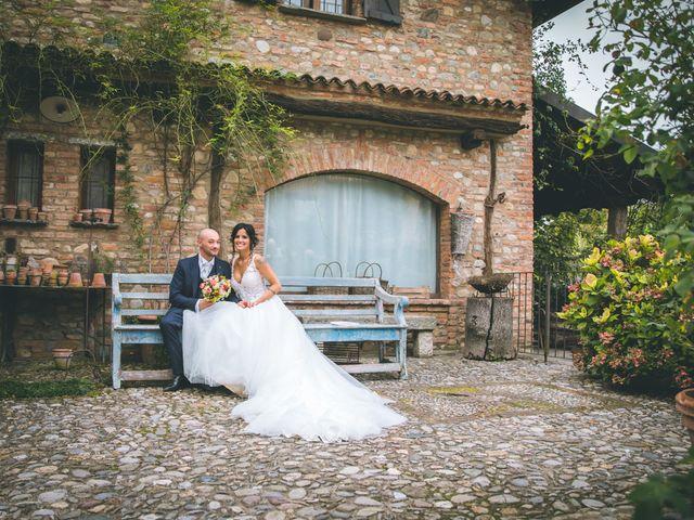 Il matrimonio di Daniel e Chiara a Carate Brianza, Monza e Brianza 196