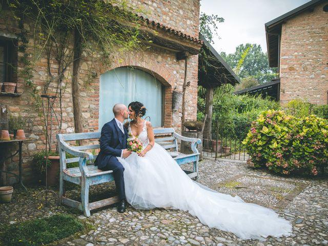 Il matrimonio di Daniel e Chiara a Carate Brianza, Monza e Brianza 197