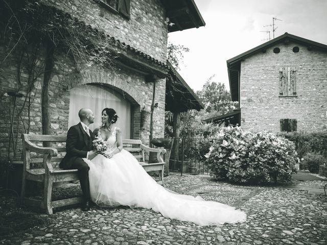 Il matrimonio di Daniel e Chiara a Carate Brianza, Monza e Brianza 198