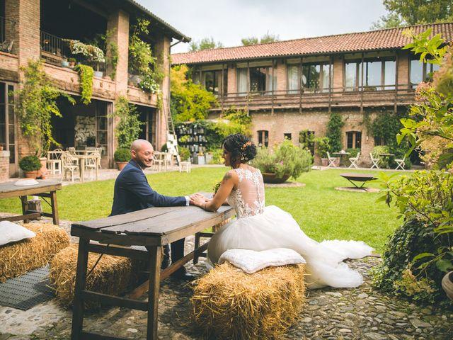 Il matrimonio di Daniel e Chiara a Carate Brianza, Monza e Brianza 205