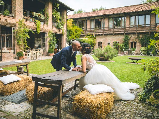 Il matrimonio di Daniel e Chiara a Carate Brianza, Monza e Brianza 206