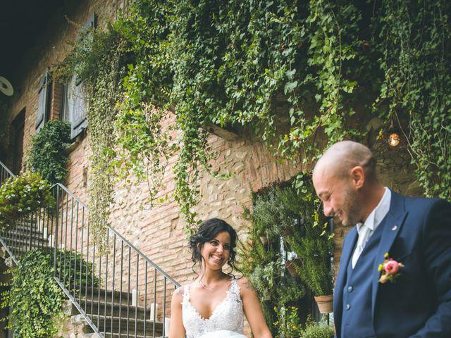 Il matrimonio di Daniel e Chiara a Carate Brianza, Monza e Brianza 212
