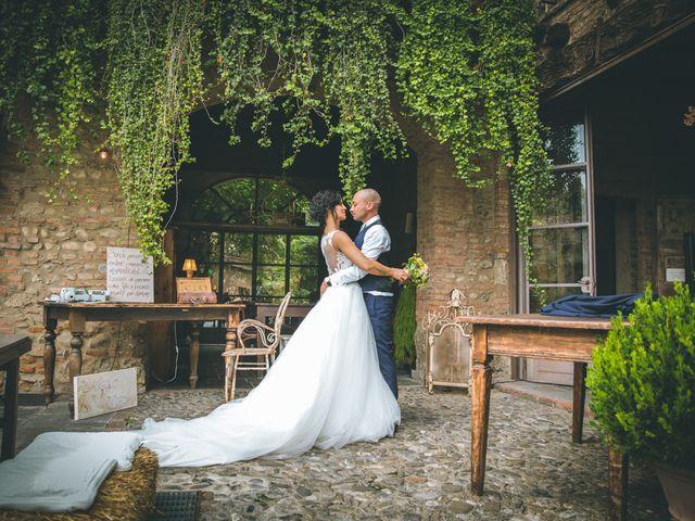 Il matrimonio di Daniel e Chiara a Carate Brianza, Monza e Brianza 214