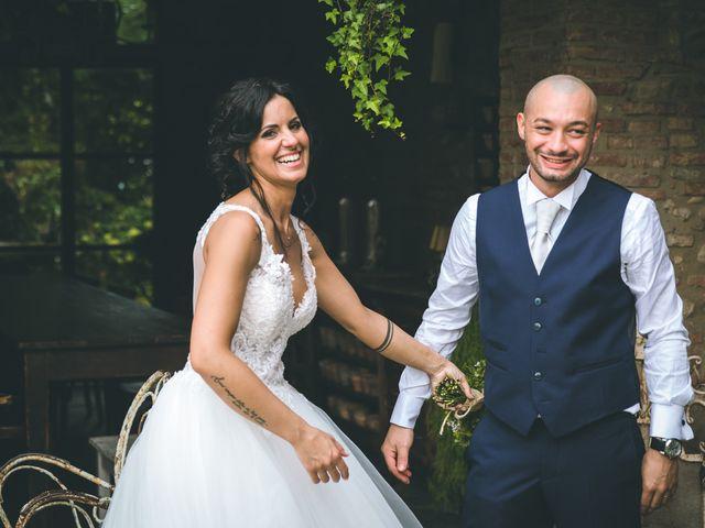 Il matrimonio di Daniel e Chiara a Carate Brianza, Monza e Brianza 217