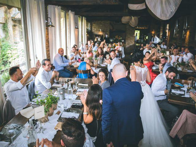 Il matrimonio di Daniel e Chiara a Carate Brianza, Monza e Brianza 222
