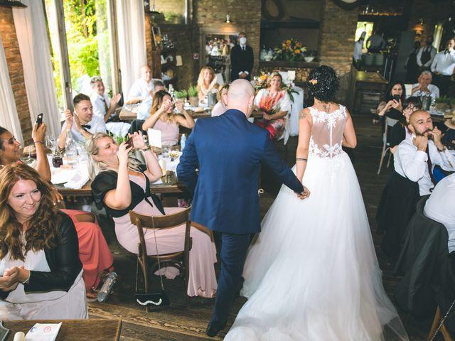 Il matrimonio di Daniel e Chiara a Carate Brianza, Monza e Brianza 225