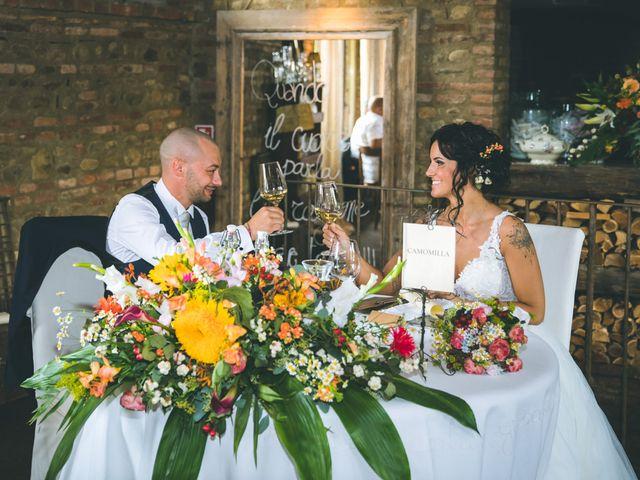 Il matrimonio di Daniel e Chiara a Carate Brianza, Monza e Brianza 227