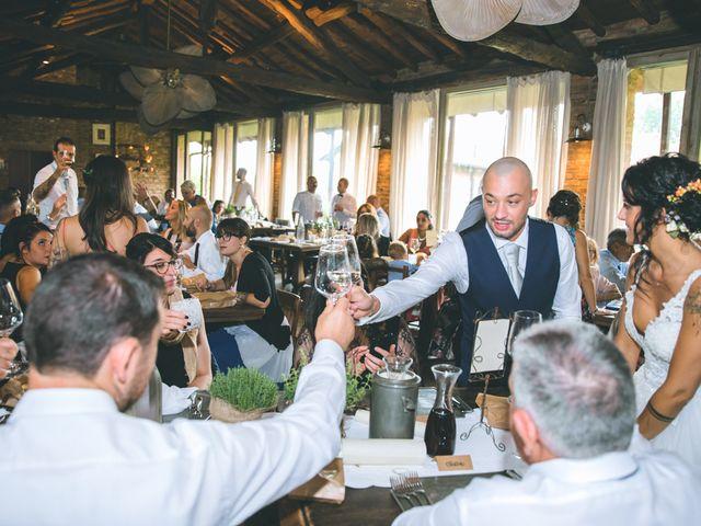 Il matrimonio di Daniel e Chiara a Carate Brianza, Monza e Brianza 232