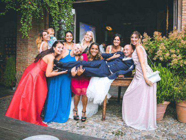 Il matrimonio di Daniel e Chiara a Carate Brianza, Monza e Brianza 245