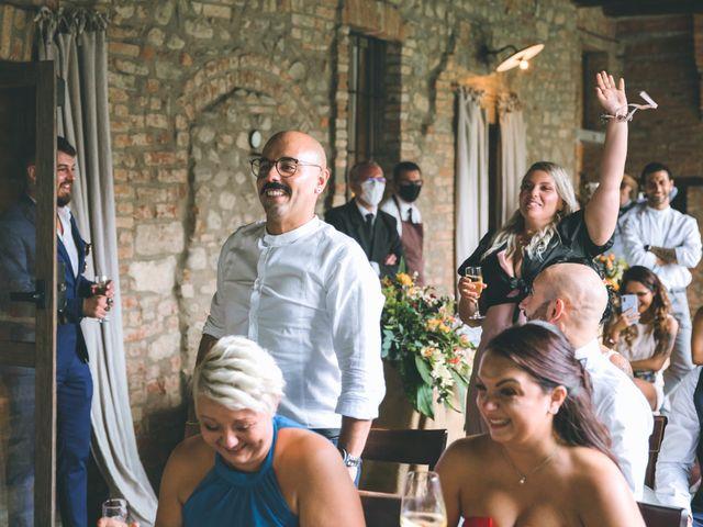 Il matrimonio di Daniel e Chiara a Carate Brianza, Monza e Brianza 250