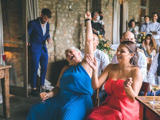 Il matrimonio di Daniel e Chiara a Carate Brianza, Monza e Brianza 256