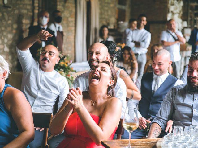 Il matrimonio di Daniel e Chiara a Carate Brianza, Monza e Brianza 257