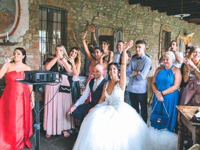 Il matrimonio di Daniel e Chiara a Carate Brianza, Monza e Brianza 264